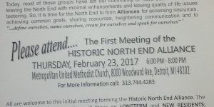 Historic North End Alliance